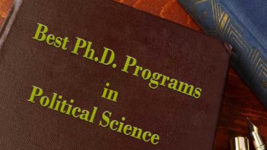 Photo of Best Ph.D. Programs in Political Science