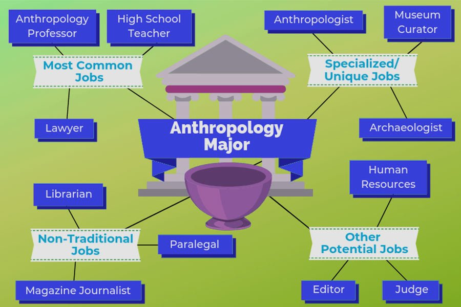 What jobs can you get with an anthropology degree?